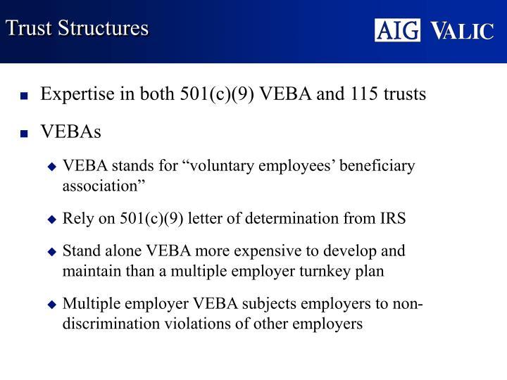 Trust Structures