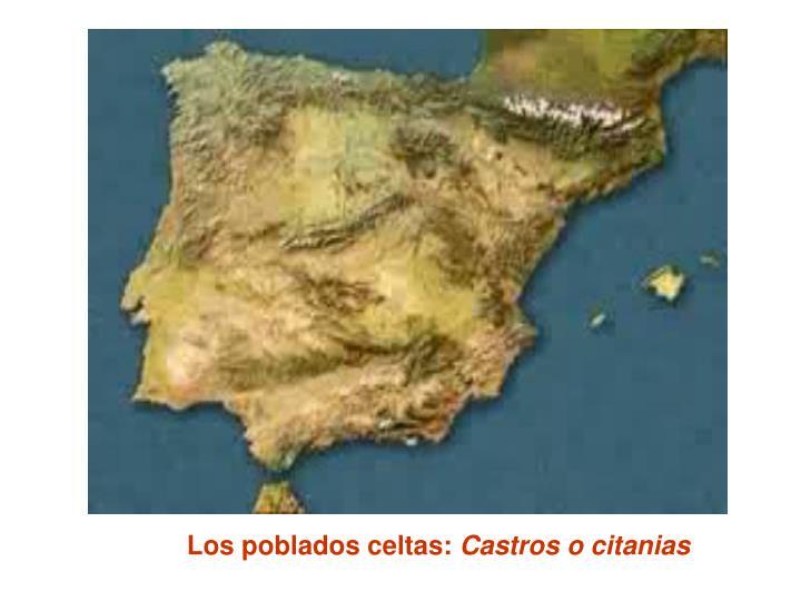 Los poblados celtas: