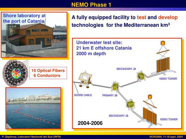 NEMO Phase 1