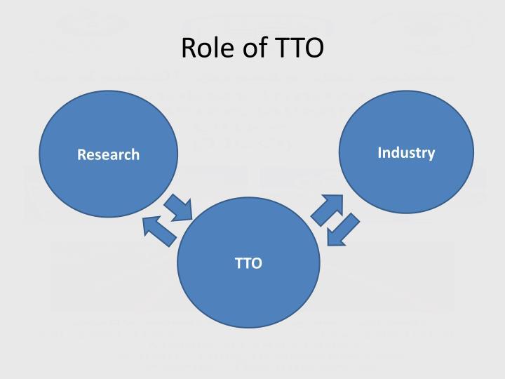 Role of TTO