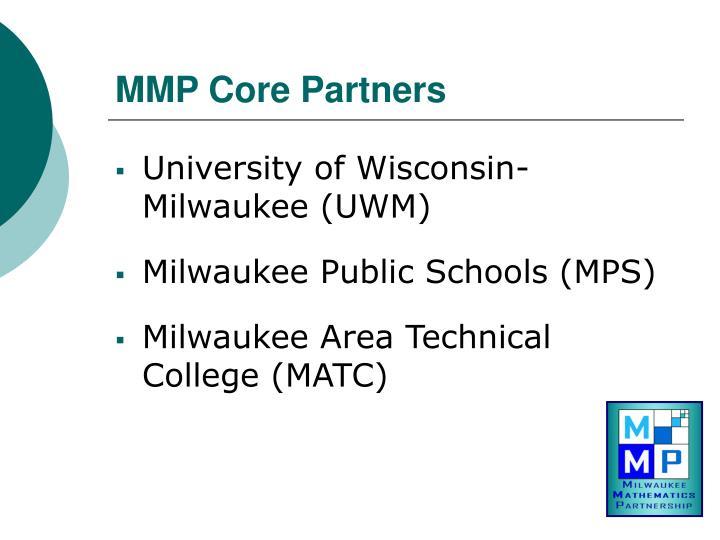 MMP Core Partners
