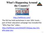 what s happening around the country6