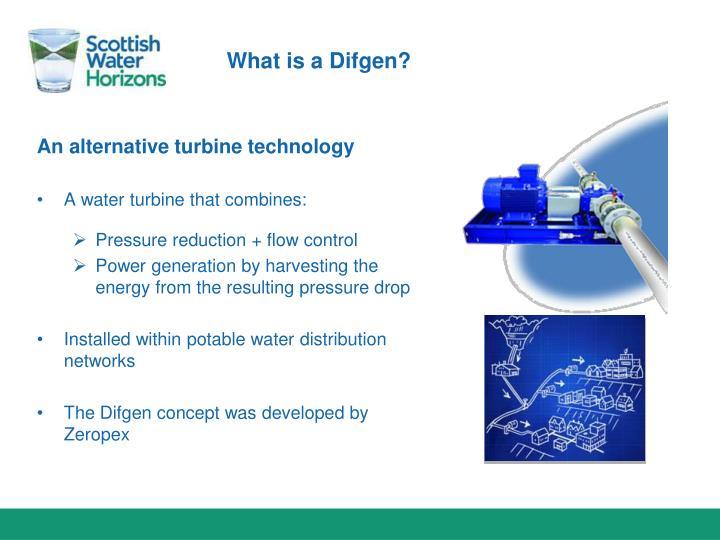 What is a Difgen?