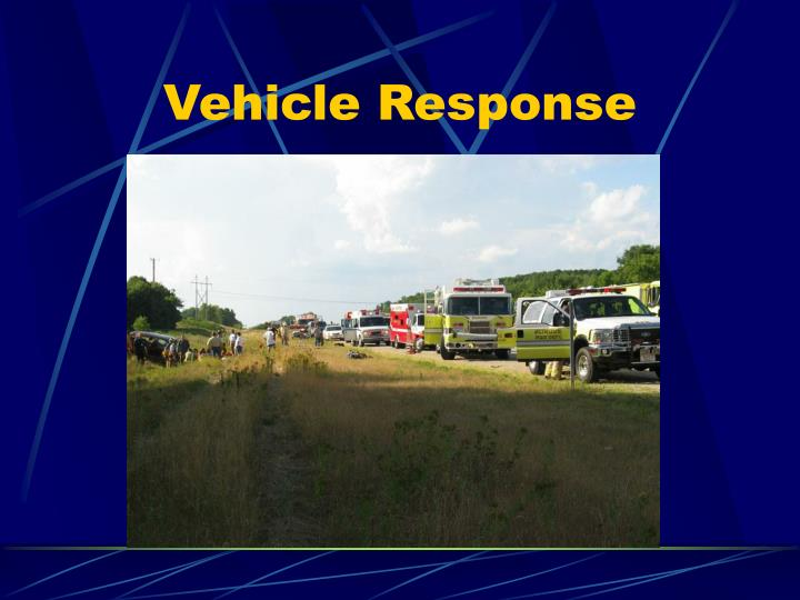 Vehicle Response