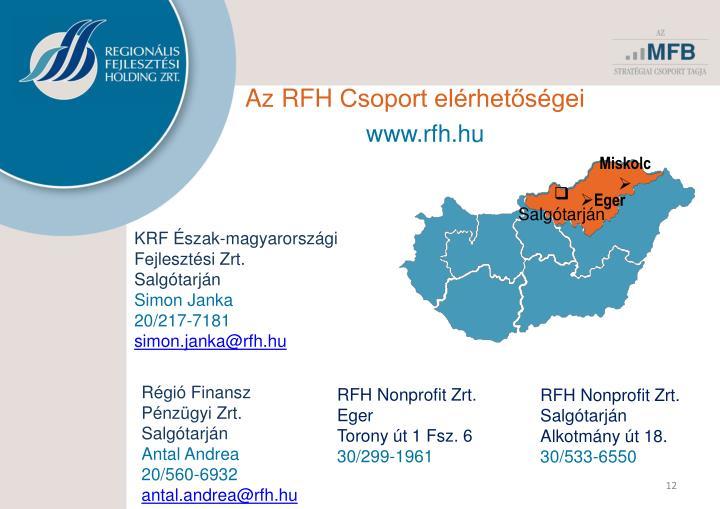 Az RFH