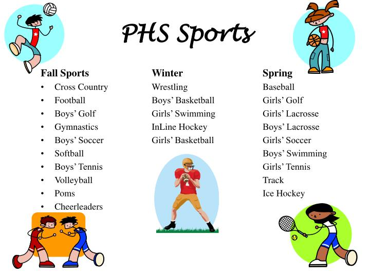 PHS Sports