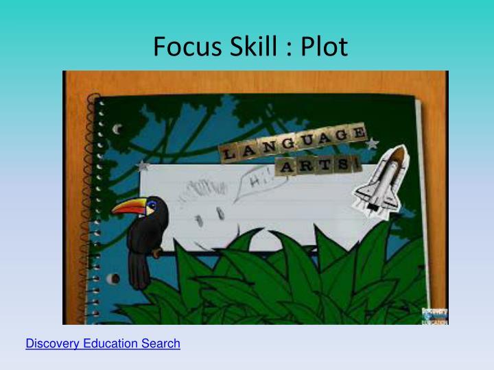 Focus Skill : Plot