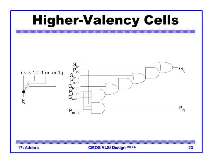 Higher-Valency Cells