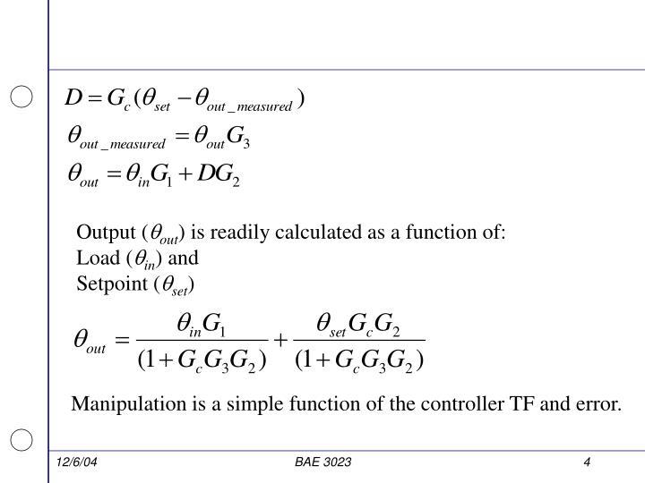 Output (