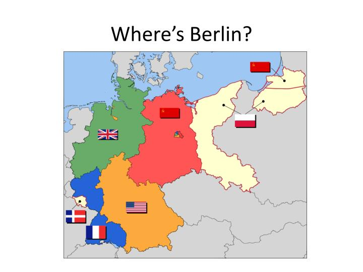 Where's Berlin?