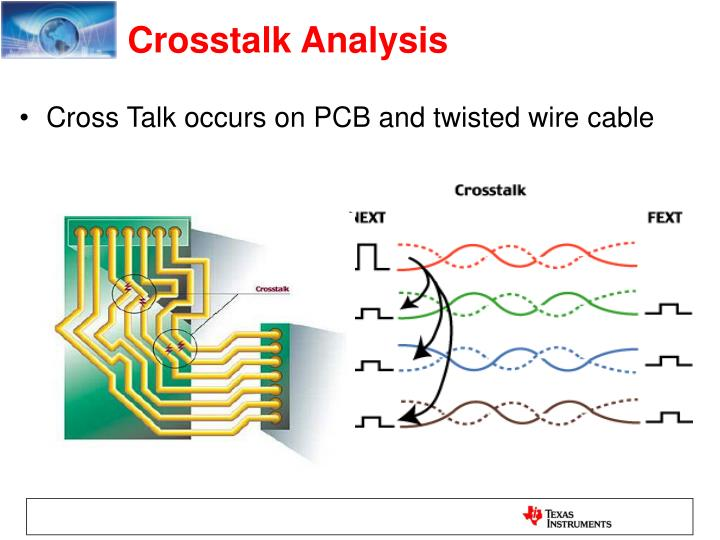 Crosstalk Analysis
