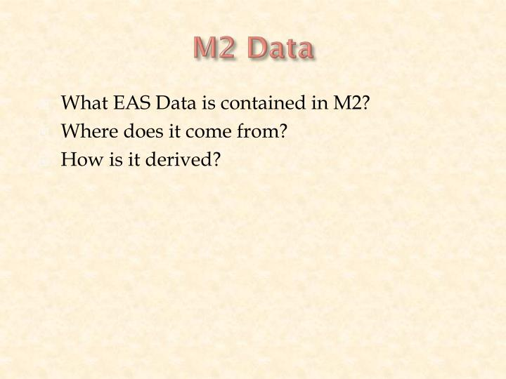 M2 Data