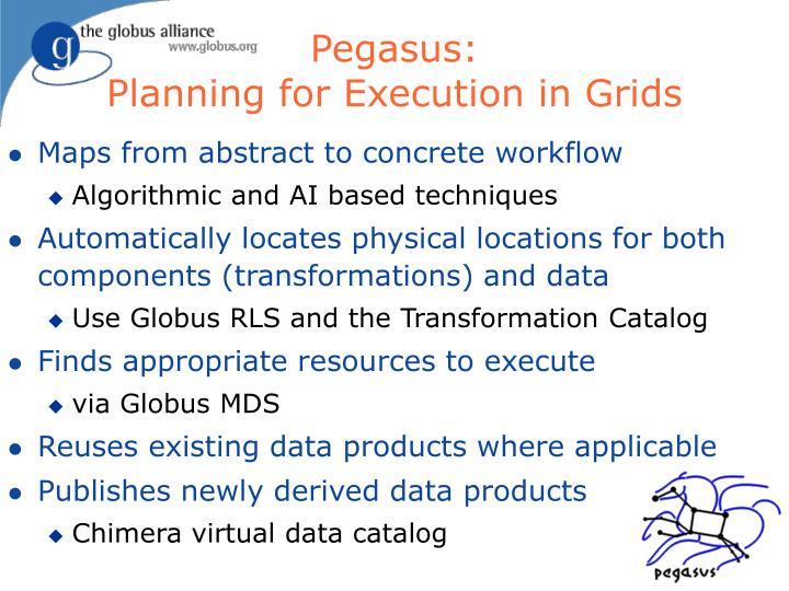 Pegasus: