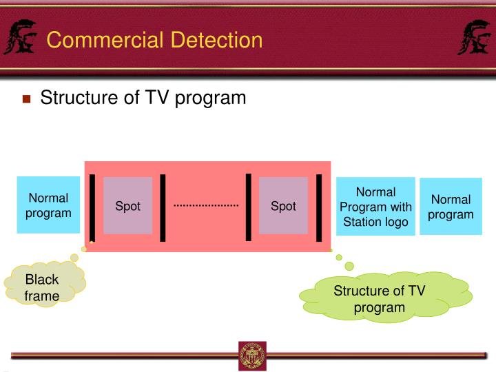 Commercial Detection