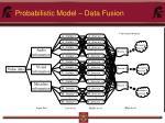 probabilistic m odel data fusion
