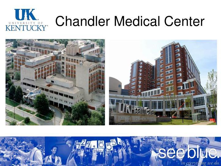 Chandler Medical Center