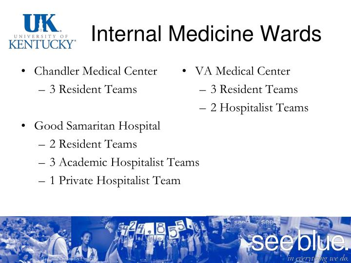 Internal Medicine Wards
