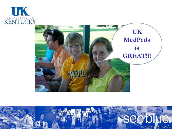 UK MedPeds is