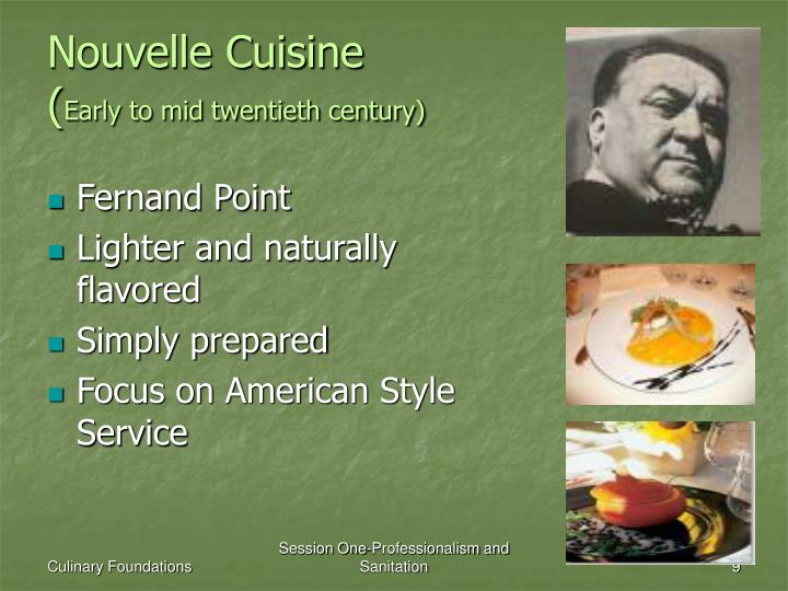 Ppt becoming a chef powerpoint presentation id 6653171 for American nouveau cuisine