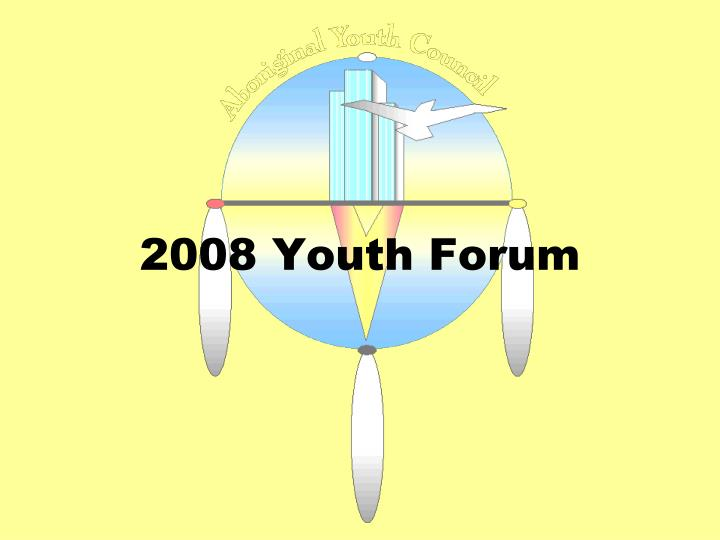 2008 Youth Forum