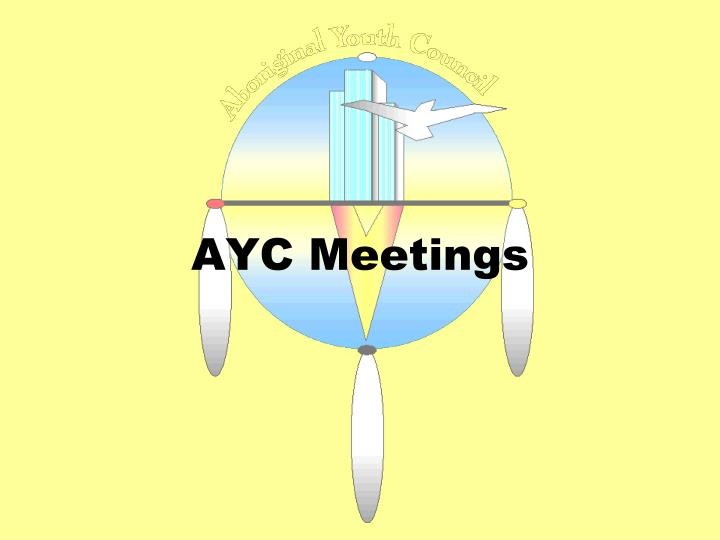 AYC Meetings