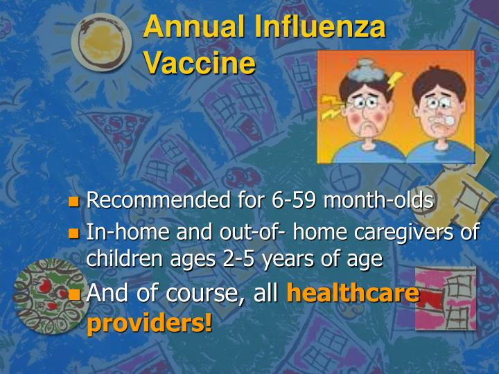 Annual Influenza Vaccine