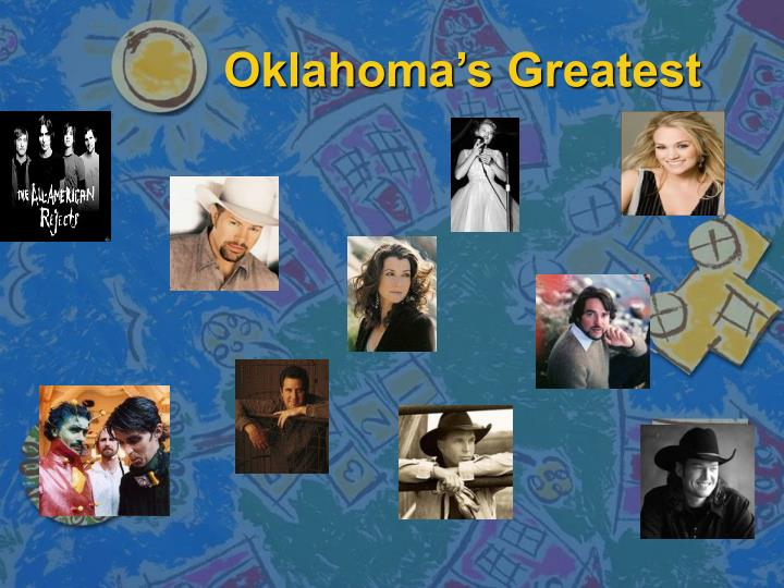 Oklahoma's Greatest