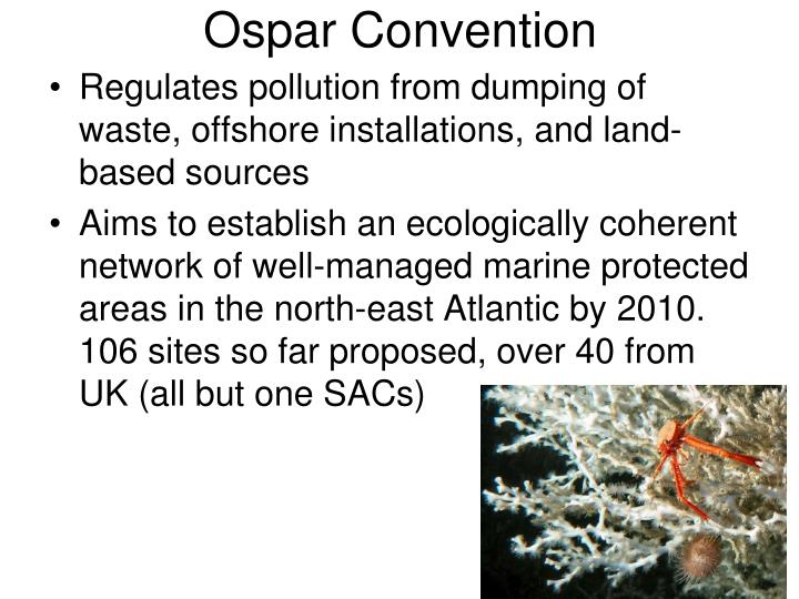 Ospar Convention