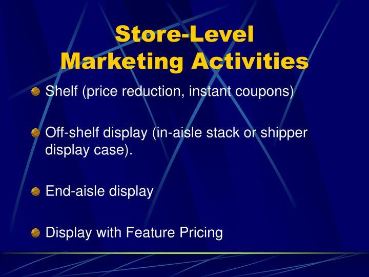 Store-Level