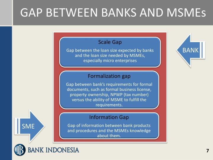 Scale Gap