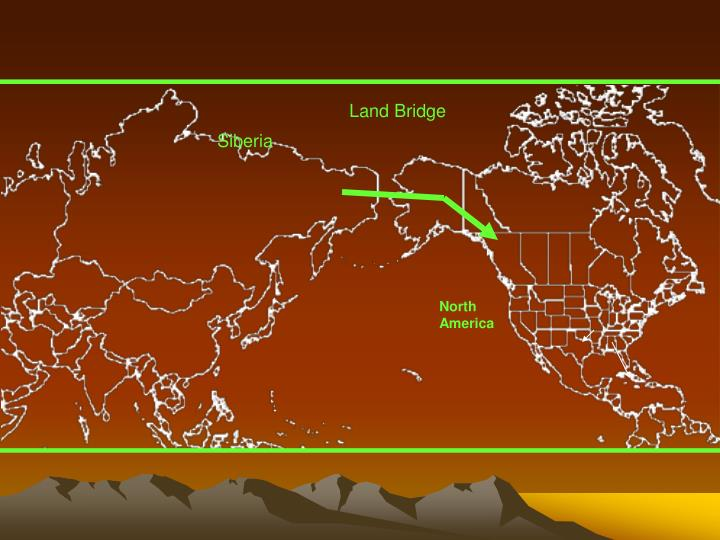 Land Bridge