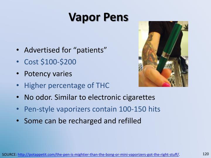 Vapor Pens