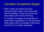 canadian competitive supply1
