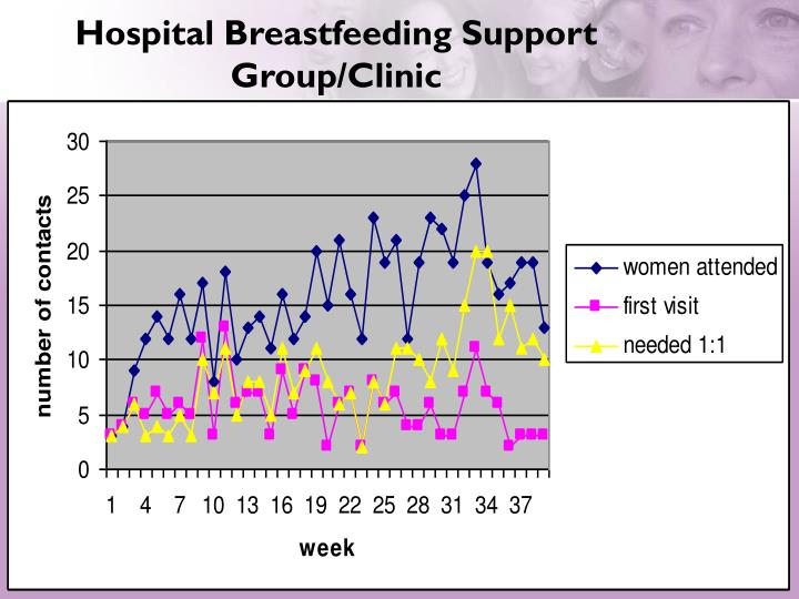 Hospital Breastfeeding Support Group/Clinic