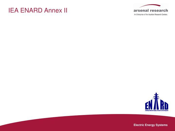 IEA ENARD Annex II