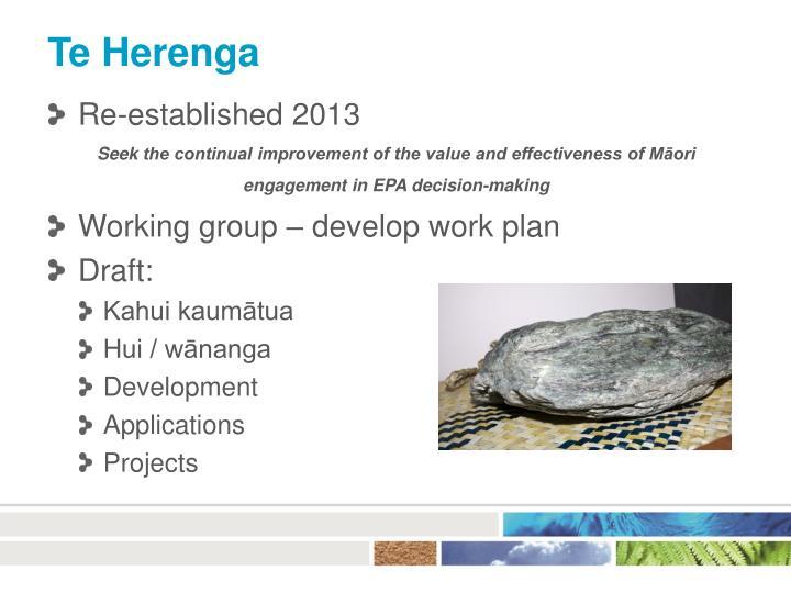Te Herenga