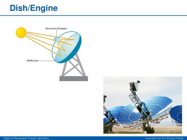 Dish/Engine