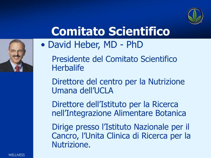 Comitato Scientifico