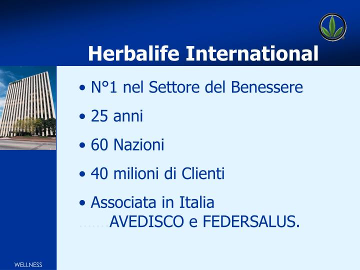 Herbalife International