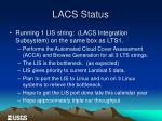lacs status1