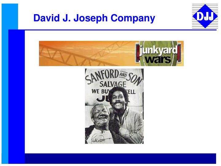 David J. Joseph Company