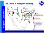 the david j joseph company1