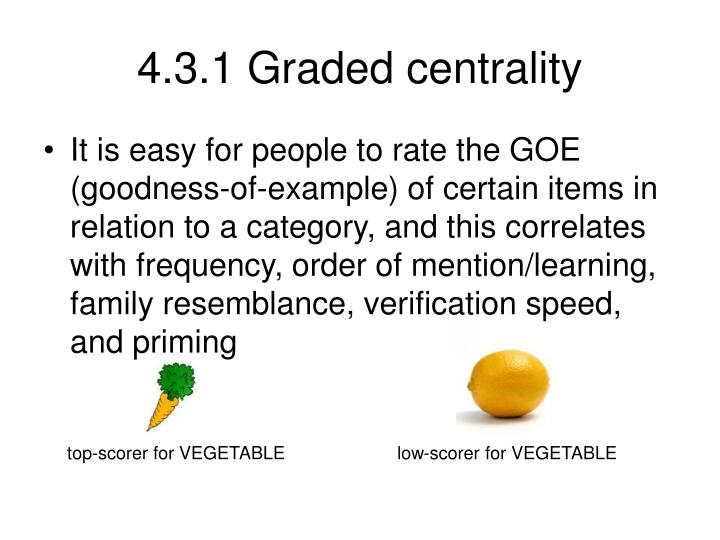 4.3.1 Graded centrality