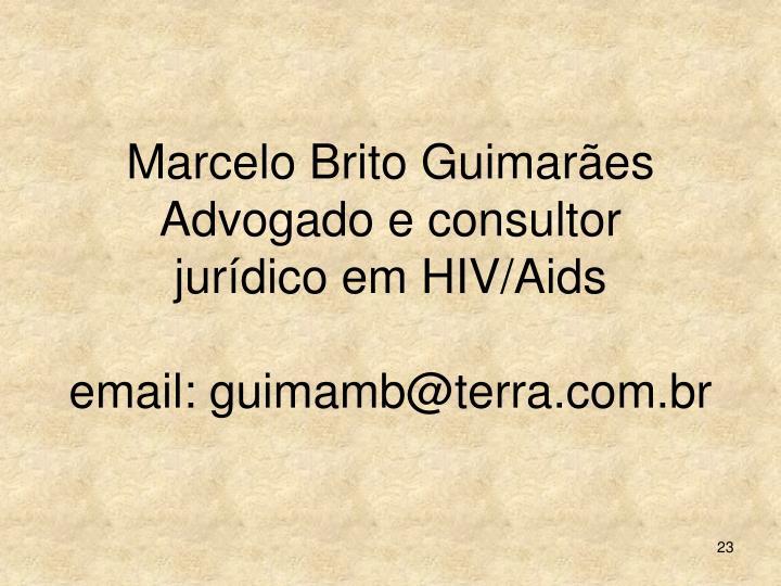 Marcelo Brito Guimarães