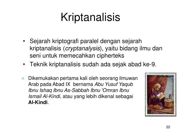 Kriptanalisis