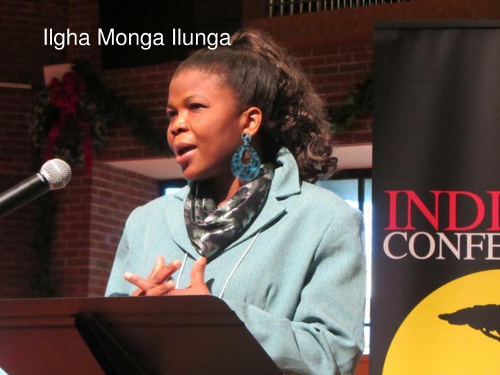 Ilgha Monga Ilunga