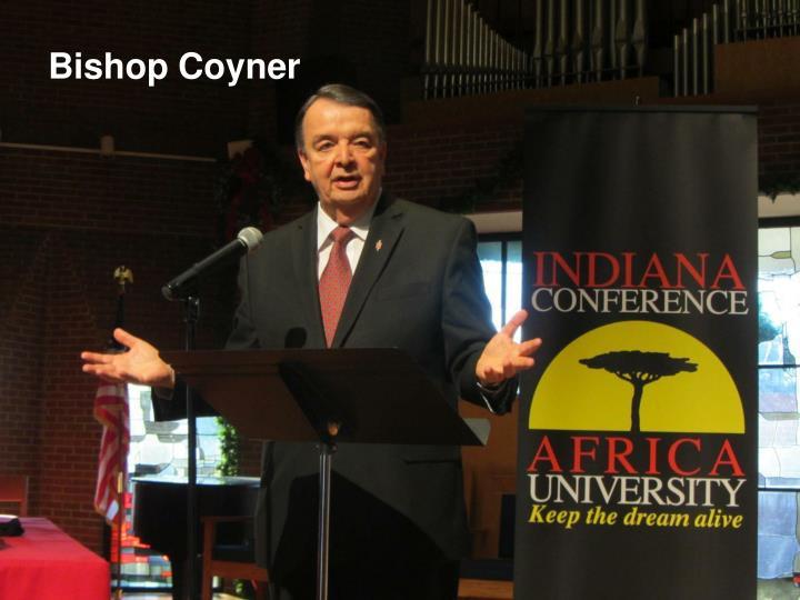 Bishop Coyner