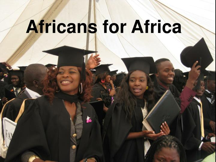 Africans for Africa