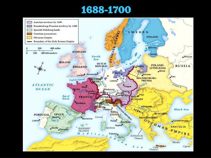 1688-1700