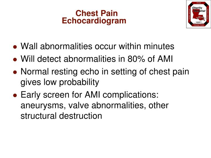 Echocardiogram